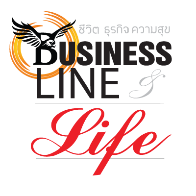 Logo Business Line And Life