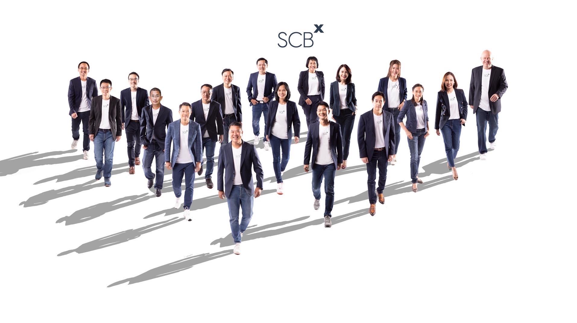 """เปิดวิชั่น""""SCBx"""" บริบทใหม่รุกFinTech ระดับภูมิภาค"""